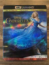 Cinderella (4K/Blu-ray) With Slipcover