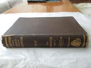 1895 Sacred Books Of The East Max Muller Vol IV Vendidad Translated Zend Avesta