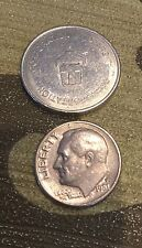Detroit people mover token one ride coin motor city collector made in detroit