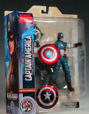 NEW MARVEL SELECT CAPTAIN AMERICA FIRST AVENGER MOVIE 7IN ACTION FIGURE 2011