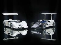 Exoto NEW 1:18 1966 Chaparral 2E race car Chevy P Hill (w/bonus rolling chassis)