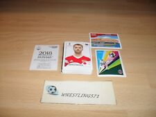 10 IMAGES PANINI WORLD CUP RUSSIA 2018
