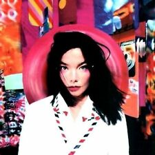 Electronica Pop Music CD - BJORK : Post (Album) Quirky Experimental