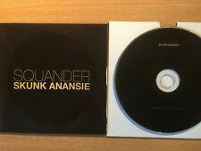 "SKUNK ANANSIE-""SQUANDER""-UK PROMO ONLY DIGIPACK CD SINGLE 2009-NEW"