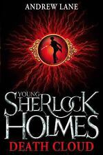 Death Cloud (Young Sherlock Holmes)  (ExLib) by Andrew Lane