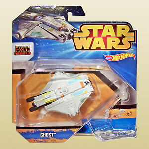 Hot Wheels Star Wars Ghost - CGW62 - NEW