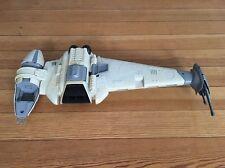 """Kenner Star Wars Return Jedi B-Wing Fighter 22"""" ROTJ INCOMPLETE VTG 1984"""