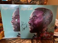 "JOHN LEGEND Signed/Autographed ""Bigger Love"" Vinyl LP NEW FREE SHIP - IN HAND 🎶"