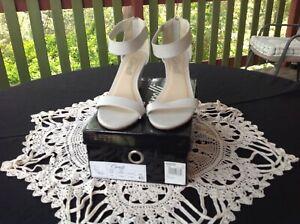 Corelli Size - size 40 - off White - heels - Sandal