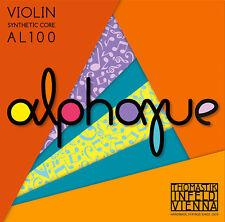 Thomastik Alphayue 4/4 Violín Juego de Cuerdas