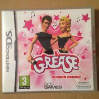 Grease Game For Ds Dsi Ds Lite 3Ds Nintendo NEW & SEALED **99p UK P&P**
