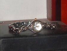 Ladies London Gold & Silver Dress Watch