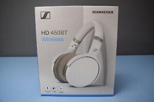 Sennheiser HD 450BT Bluetooth Wireless Headphones with Noise Cancellation  (17D)