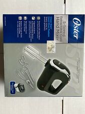 Oster 5 Speed Retractable Cord Hand Mixer