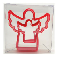 Angel Cookie Cutter Set of 2, Biscuit, Pastry, Fondant Cutter