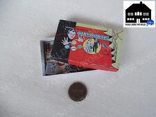 Miniature - Magic Kit box -  1:6 Scale. MAE