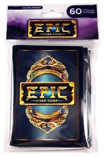 Legion Epic Card Game Deck Protector Logo Sleeves New (60Pk)