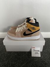 Air Jordan 1 Mid Particle Beige UK 5