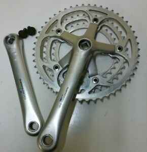 PEDALIER SHIMANO 600 FC-6400 TRIPLE 170MM 50/40/32t CHAINSET