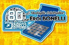 Raccoglitore Medaglie Bonelli + Medaglia Furio - Sergio Bonelli Editore ITALIANO