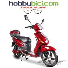 Motorino Scooter Bicicletta Elettrica E-Scooter Z-tech t-09 500w 48v Viky rosso