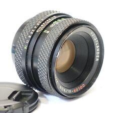 Voigtlander Color-Ultron 50mm 1:2 Lens QBM-II for VSL-3E Rolleiflex SL350, Rare