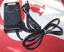 GENUINE DELL POWER ADAPTER D220P-01 DA-2 SERIES 12V 18A WITH POWER CORD  - EUC!