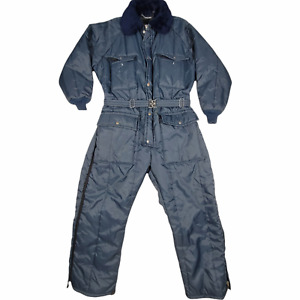 Walls Blizzard Pruf Insulated Apparel -  Snow Suit - Blue - XL Short Chest 45-48