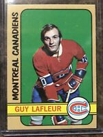 Guy Lafleur 1972-73 Topps #79 Montreal Canadiens Mint High Grade $$$