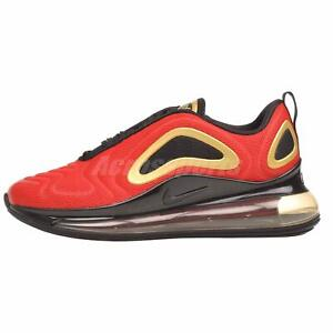Nike W Air Max 720 Running Womens Shoes Red/Black CU4871-600
