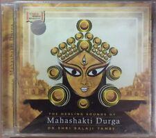 THE HEALING SOUNDS OF MAHASHAKTI DURGA - DR. BALAJI TAMBE - AUDIO CD