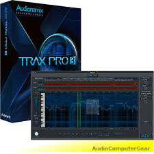 Audionamix ADX TRAX Pro 3 Audio Separation Spectral Editing Software NEW