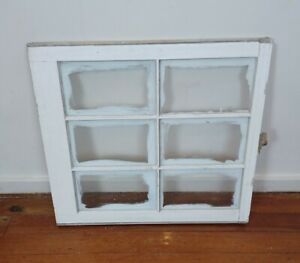 Vintage Window 26x24 Ready For Remodel or Projects ITEM D1