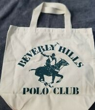 Beverly Hills Polo Club Tote Bag 1982