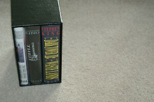 Stephen King Dark Tower I-III Slip-cased Grant First Illustrated