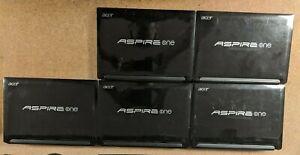 Acer Aspire One D255e-13899 Netbook Atom 1.66GHz 2GB RAM 250gb HD Windows 7 Pro*