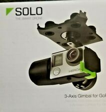 3DR Solo,The Smart Quadcopter Drone, 3-Axis Gimbal for GoPro 3-4 Model # GB11A