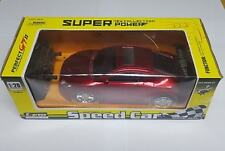 "COCHE DE CARRERAS "" SPEED CAR"" ROJO (5124)"
