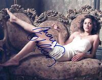 HOT SEXY MARION COTILLARD SIGNED 8X10 PHOTO AUTHENTIC AUTOGRAPH COA A