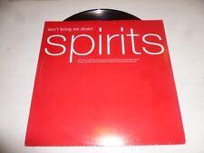 "SPIRITS - Don't bring me down - 1994 UK 4-track 12"" vinyl single"