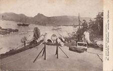 Postcard Dr Greenfell's Strathcona Among the Icebergs