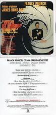 CD Franck POURCEL James Bond - Vivre et laisser mourir - MINI LP REPLICA CARD SL