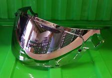 Visor fit Arai Vas V Silver Mirror RX7 X Quantum X Corsair X QV Pro Chaser X