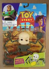 Vintage Disney Pixar Toy Story Baby Face Action Figure Sealed Think Way Toys