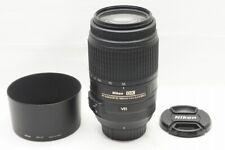 Nikon AF-S DX NIKKOR 55-300mm F4.5-5.6G ED VR Zoom Lens for F Mount #211016l