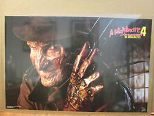 vintage A Nightmare on Elm Street 4 The Dream Master original movie poster 8959