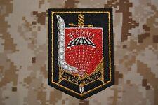 Z051 écusson patch RPIMa 3e Régiment Parachutistes d'Infanterie de Marine