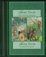 Grimms' Fairy Tales - Hans Christian Andersen Fairy Tales by Smithmark Staff, Wi