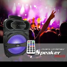 Portable Party Speaker 8