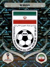 Panini WM 2018 World Cup Russia - Sticker 172 - Iran - Emblem - Iran